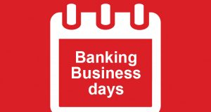 banking business days