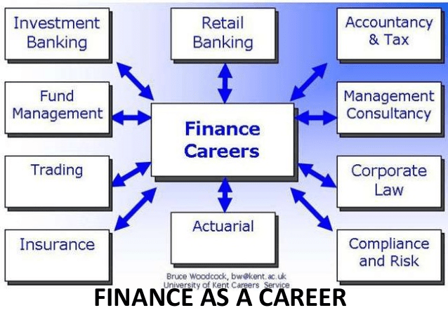 Why Should You Go For Financial Services Career