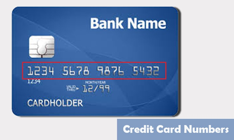 Credit Banking24seven Numbers Credit Card Card
