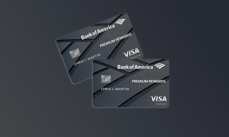 Premium reward Credit Card