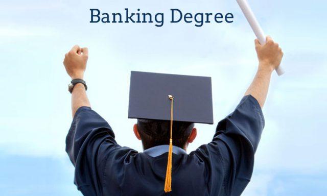 banking degree