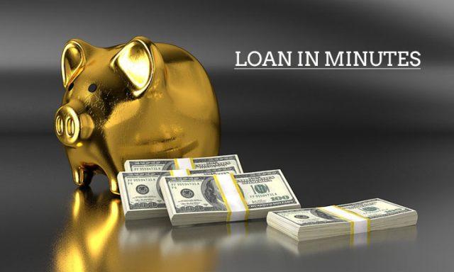 loan in minutes