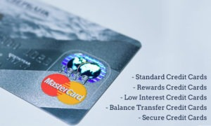 Secure credit cards