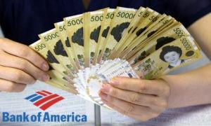 bank of america loan