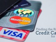 Finding right credit card for u