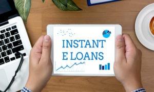 get instant e loan