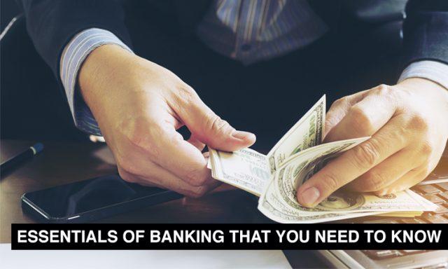 Banking Essentials