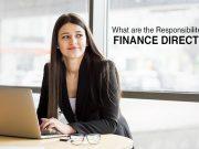 Finance Director responsibility