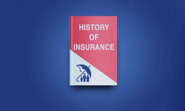 History OF Insurance