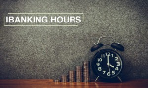 Ibanking Hours