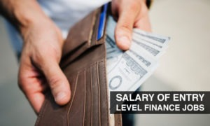 Salary of Finance Job