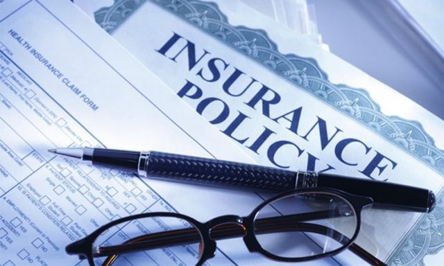 Insurance Policy Working