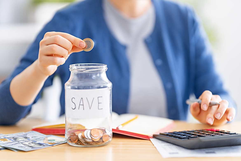 budgeting and saving during pandemic